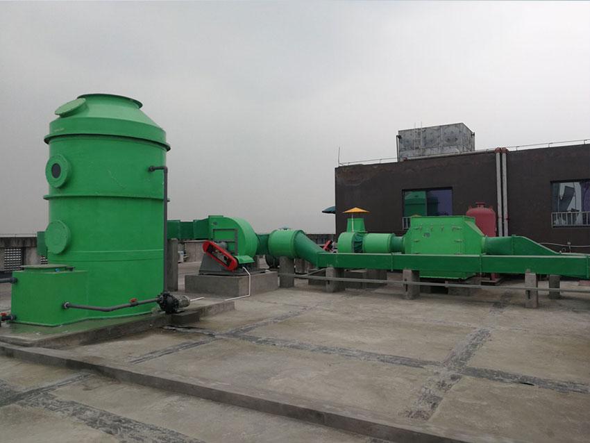成都活性炭废气处理设备