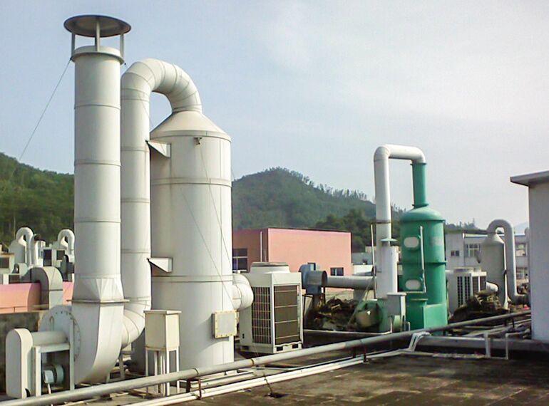 四川实验室废气处理