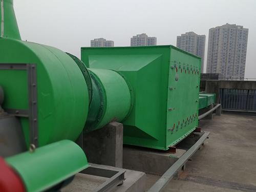四川实验室废气碳处理
