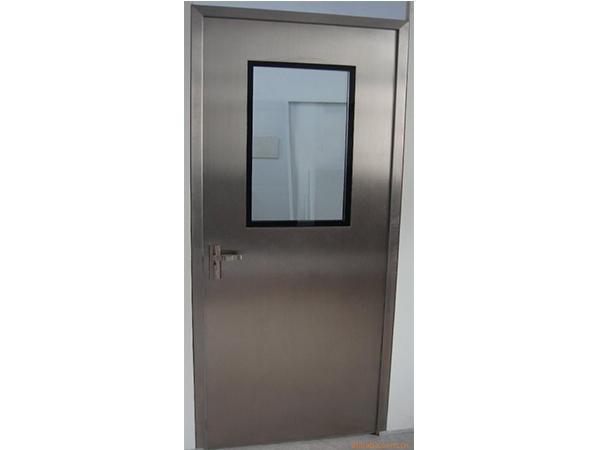 全不锈钢净化门