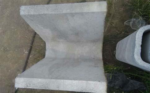 U型水沟槽灌溉渠