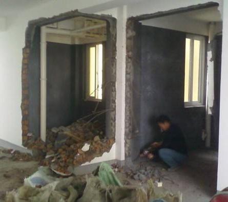 苏州无锡轻质隔墙拆除