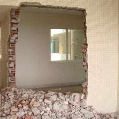 苏州无锡拆墙敲墙