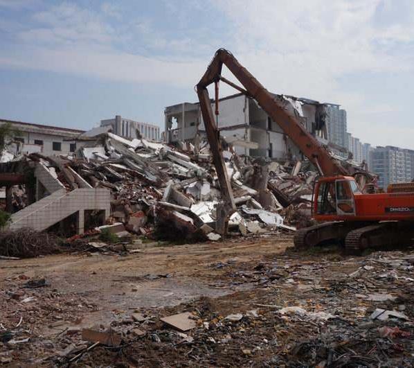 无锡房屋拆除方案