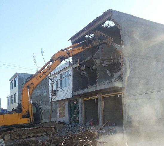 无锡房屋拆除公司