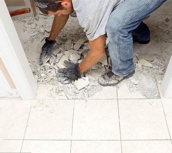 无锡瓷砖拆除