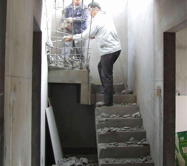 常州无锡楼梯拆除