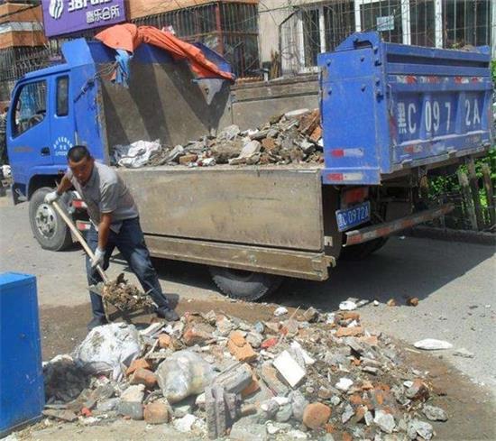 苏州装修垃圾清理