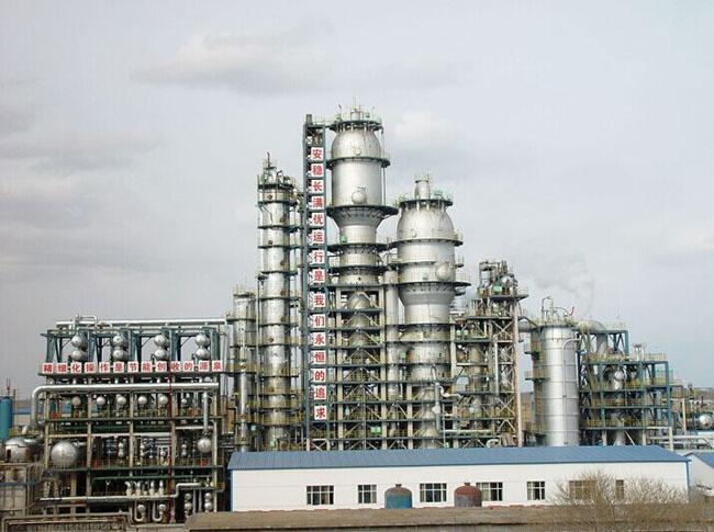 大庆龙凤炼油厂催化防腐工程