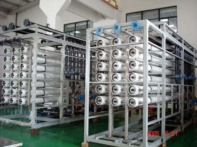 100吨反渗透设备