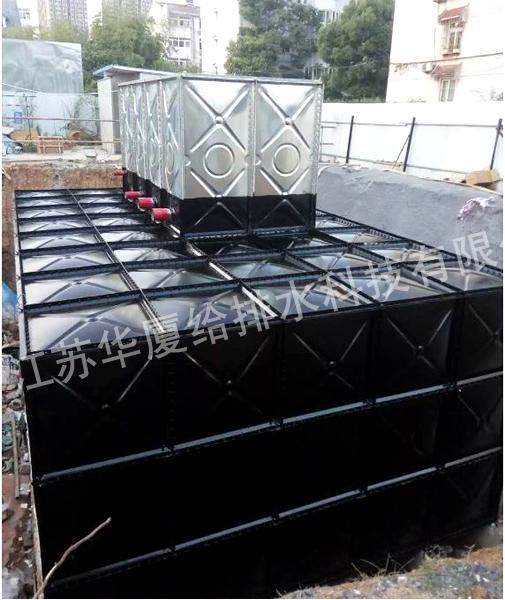 优质地埋箱泵水箱