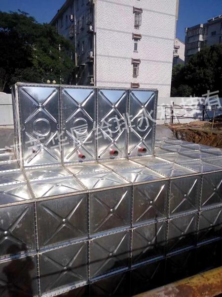 地埋式箱泵水箱