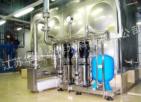 箱式变频供水设备