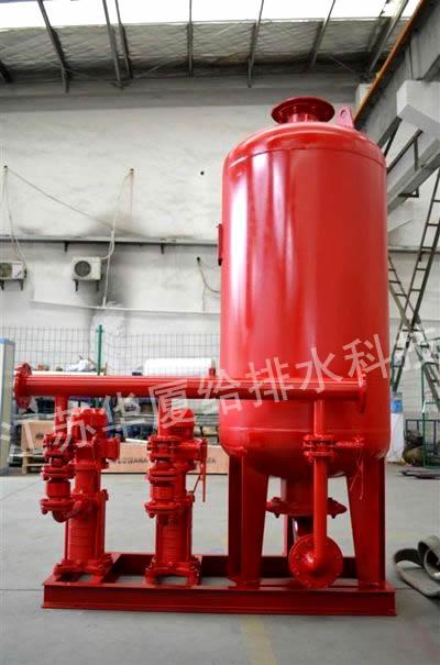 盐城消防供水设备