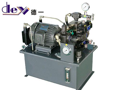 环保液压系统