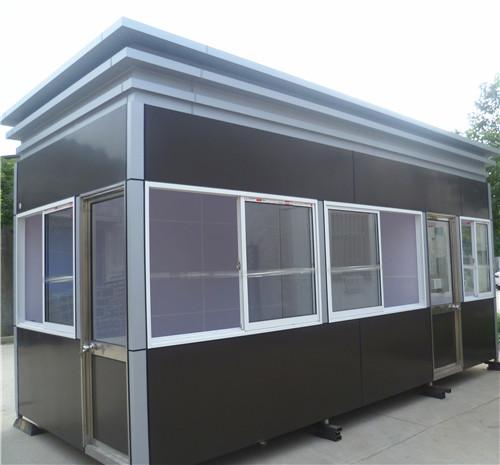 南京铝塑板岗亭
