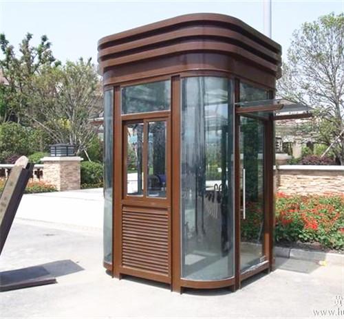 南京钢结构岗亭厂家