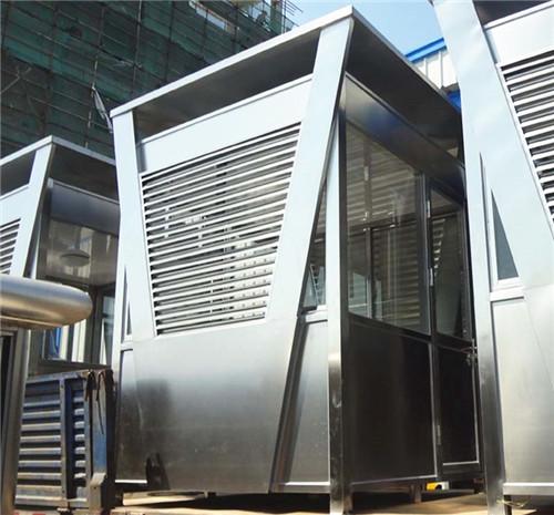 南京不锈钢岗亭设计