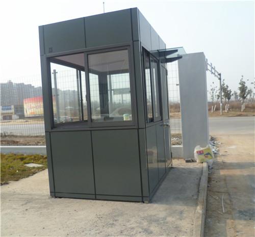 四川铝塑板岗亭设计