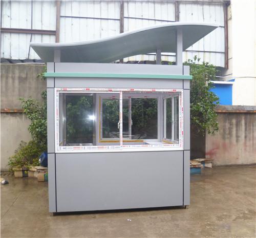 四川铝塑板岗亭设计厂家