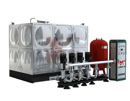 箱式无负压供水系统