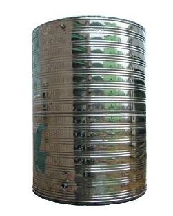 圆柱保温水箱