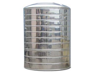 不锈钢圆水箱