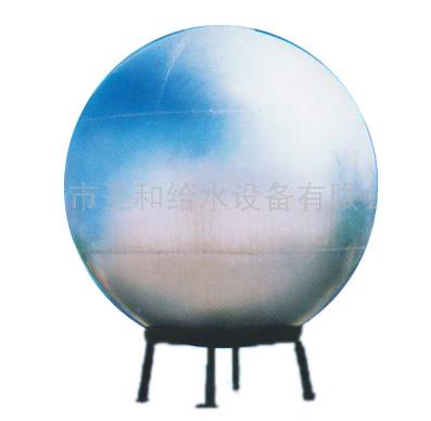 sus不锈钢球形水箱