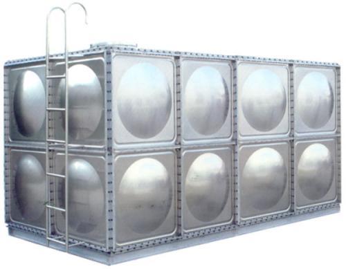 装配式不锈钢拼装水箱