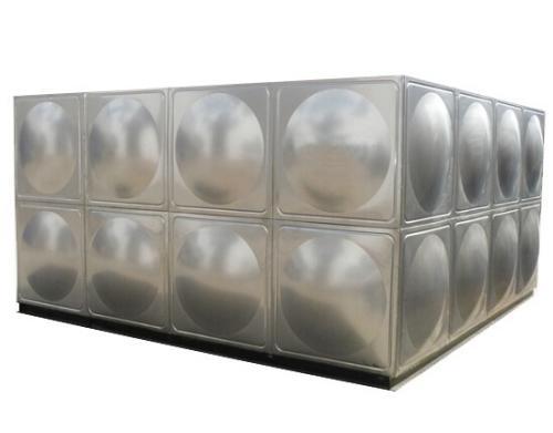 无焊接不锈钢拼装水箱