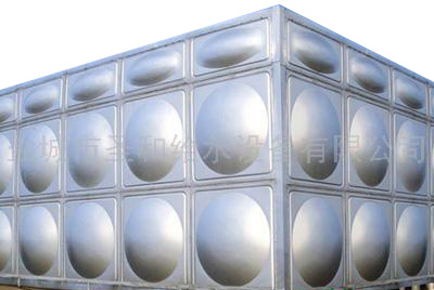 不锈钢方形拼装水箱