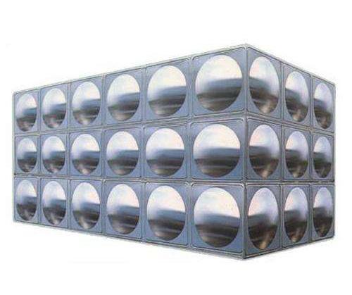 不锈钢板拼装水箱