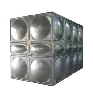 方型不锈钢保温水箱