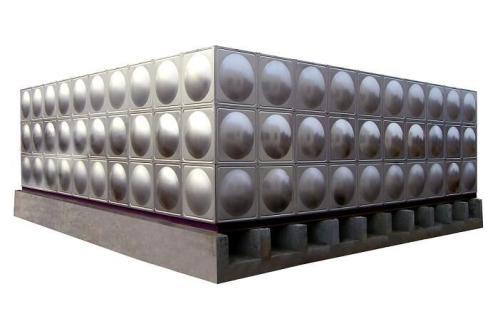 大型不锈钢保温水箱