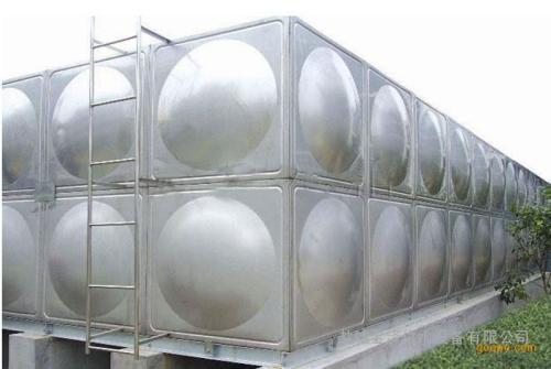 定做不锈钢生活水箱
