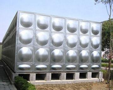 不锈钢生活水箱厂家