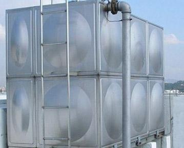 不锈钢生活给水箱