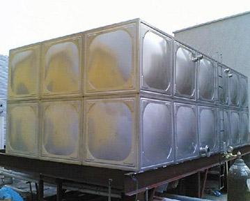 HBH不锈钢生活水箱