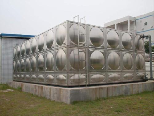 钢板消防水箱