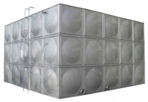 双层不锈钢保温水箱