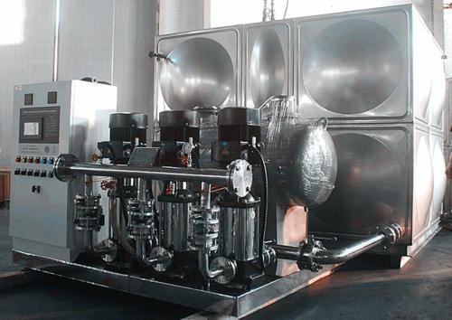 生活箱泵一体化水箱