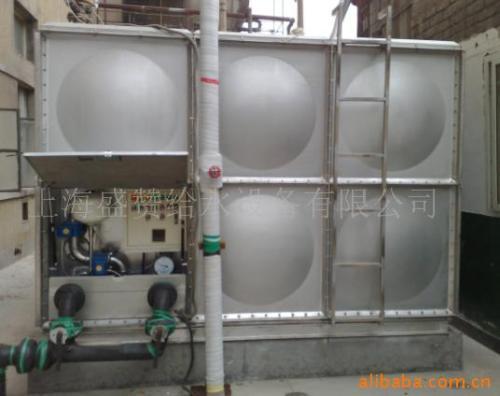 智能一体化水箱