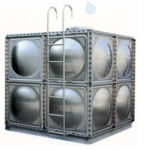 装配式不锈钢板水箱