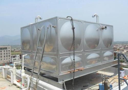 箱泵一体化组合式水箱