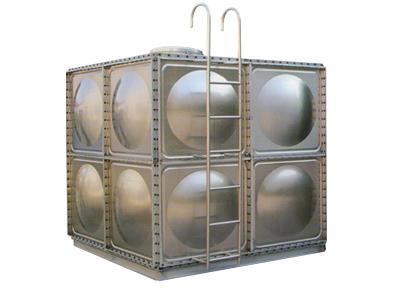 大型装配式不锈钢水箱