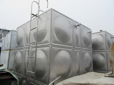 装配式不锈钢板给水箱