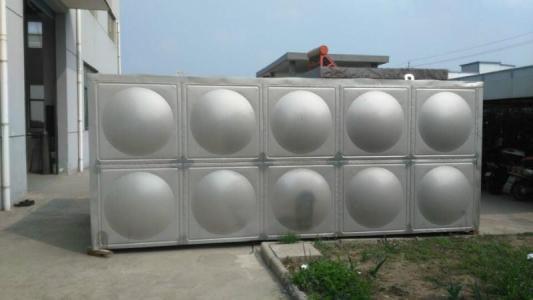 环保装配式不锈钢水箱