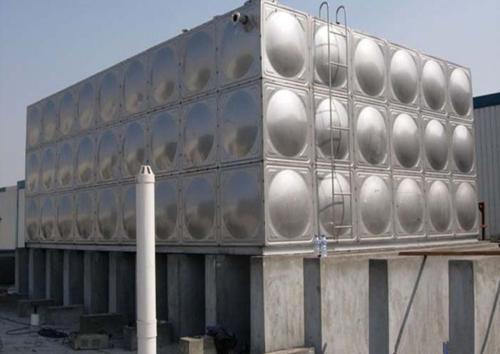 地埋式箱泵一体化水箱厂家
