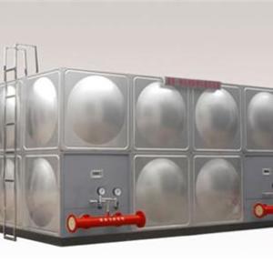 不锈钢箱泵一体化水箱