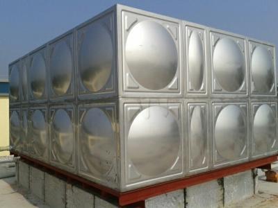 装配式不锈钢给水箱
